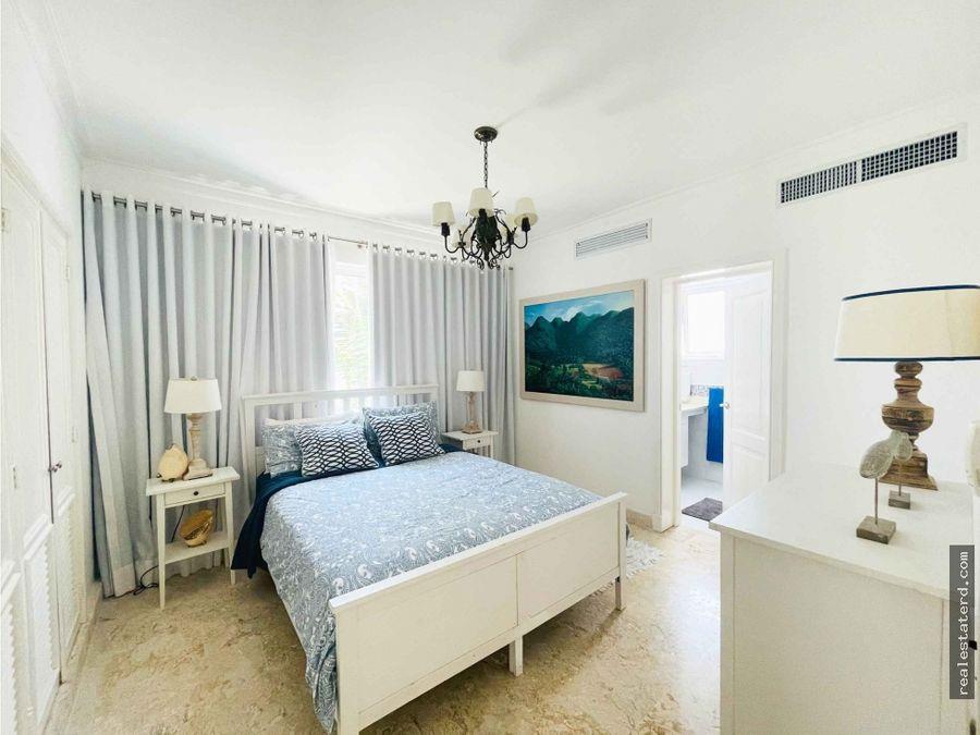 apartamento penthouse de 3 hab y vista al mar