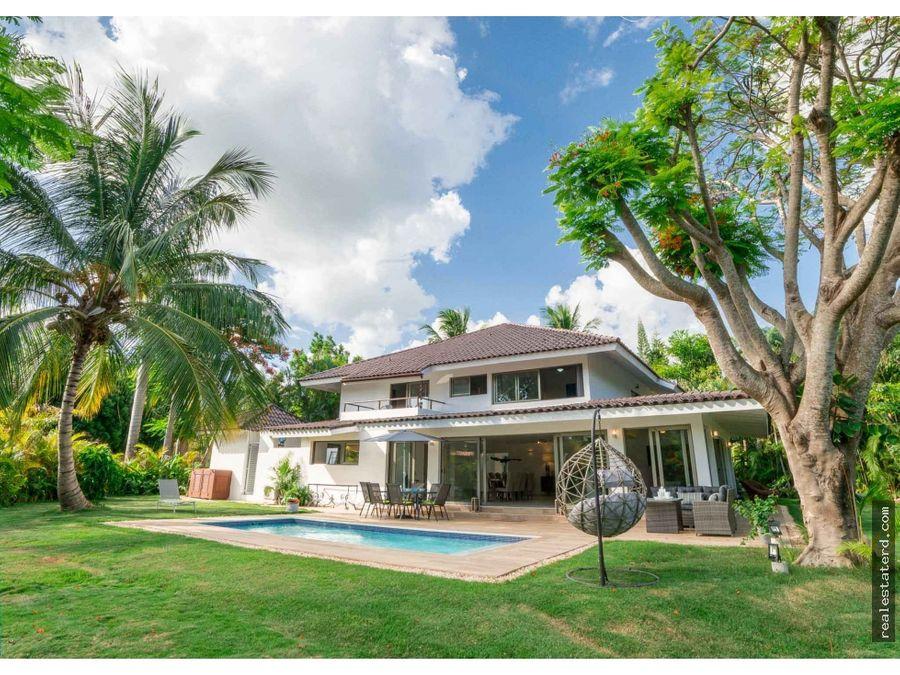 villa de 4 hab cerca de la playa minitas en casa de campo