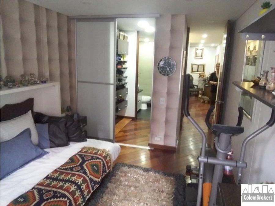 vendo apartamento en chico reservado bogota
