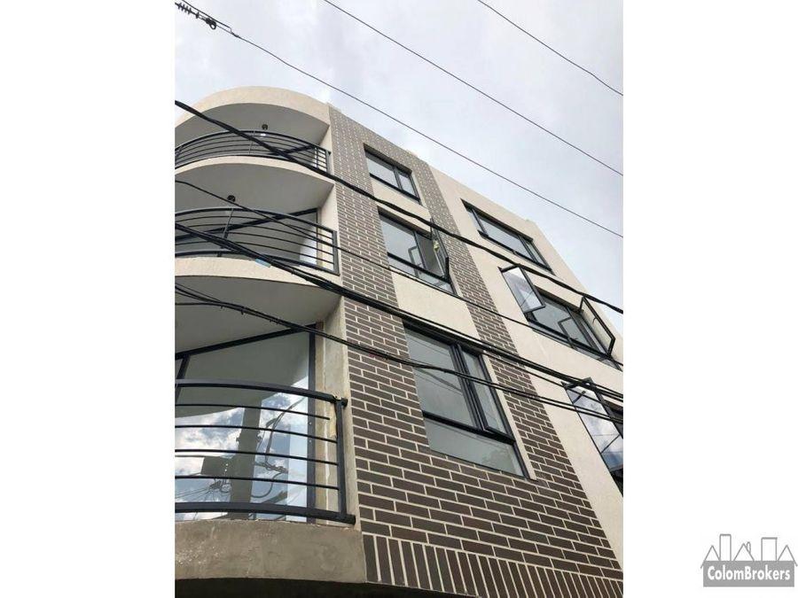 vendo edificio de apartamentos en bogota