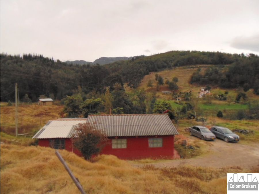 vendo casa lote sutatausa ubate cundinamarca