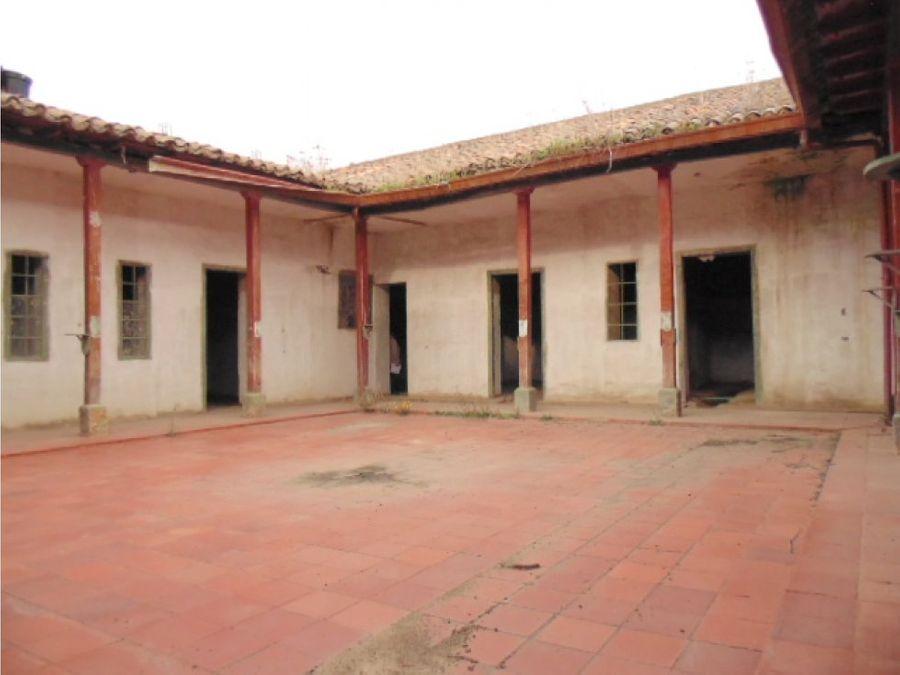 vendo casa colonial en ubate cundinamarca