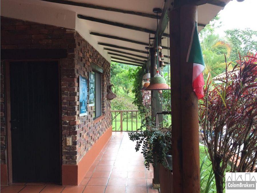 vendo casa vacacional en anolaima cundinamarca