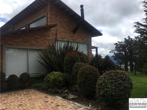 vendo casa campestre en yerbabuena chia sopo