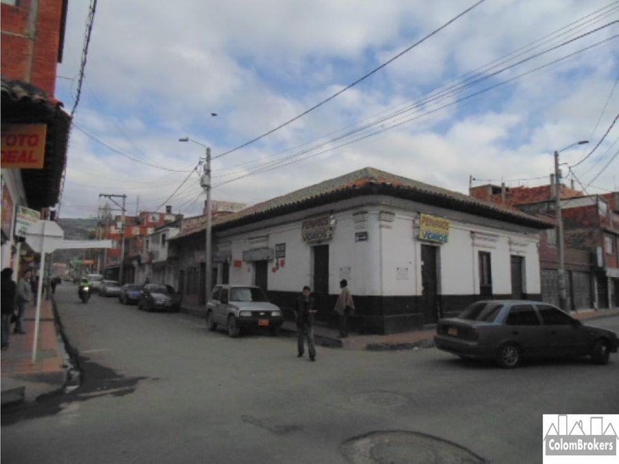 vendo casa en ubate cundinamarca