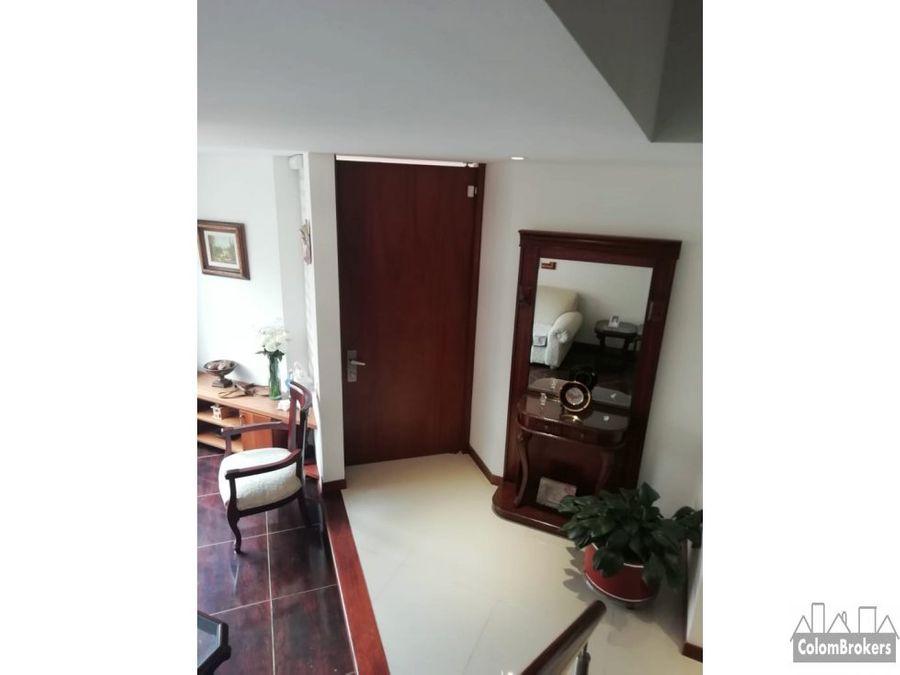 vendo casa en conjunto de chia cundinamarca