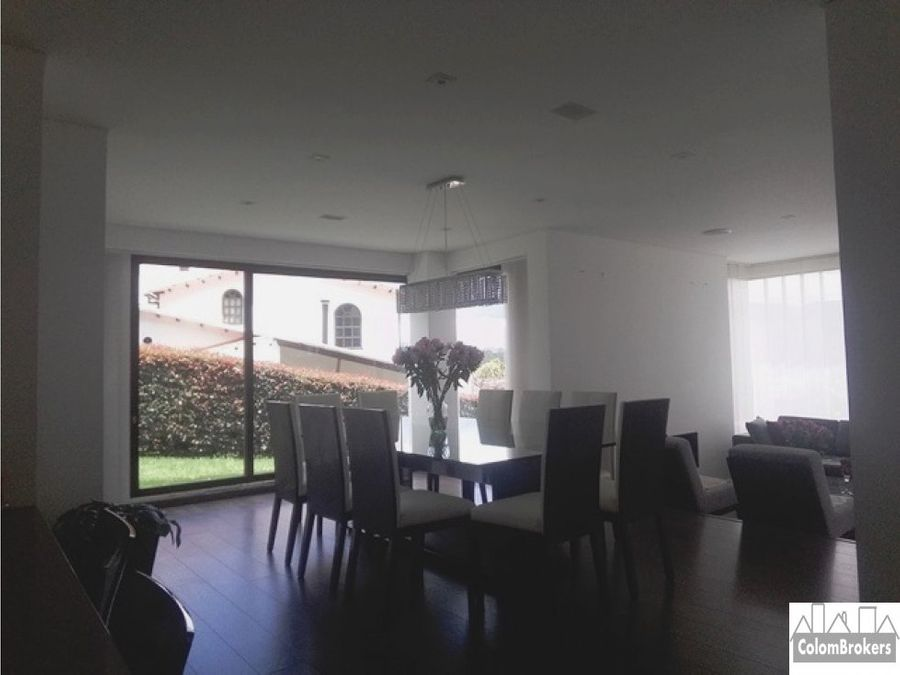 vendo casa en club campestre aposentos briceno