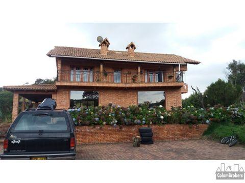 vendo 2 casas en conjunto yerbabuena chia