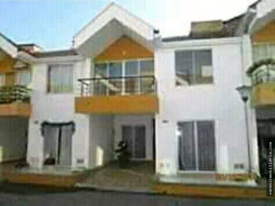 casa para la venta sector terminal vcio