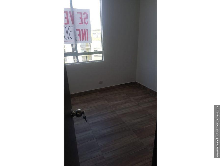 lindo apartamento en venta sector anillo vial
