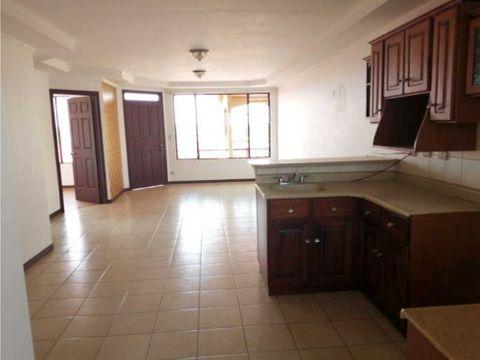 apartamento en venta en moravia con vista