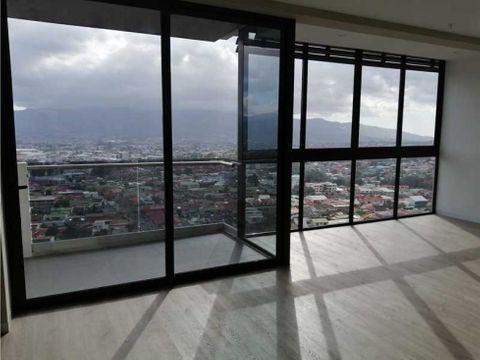 apartamento en curridabat espectacular vista