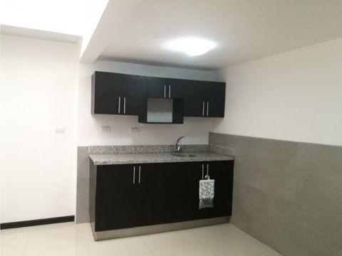 apartamento en alquiler los yoses con y sin muebles cod 2612245