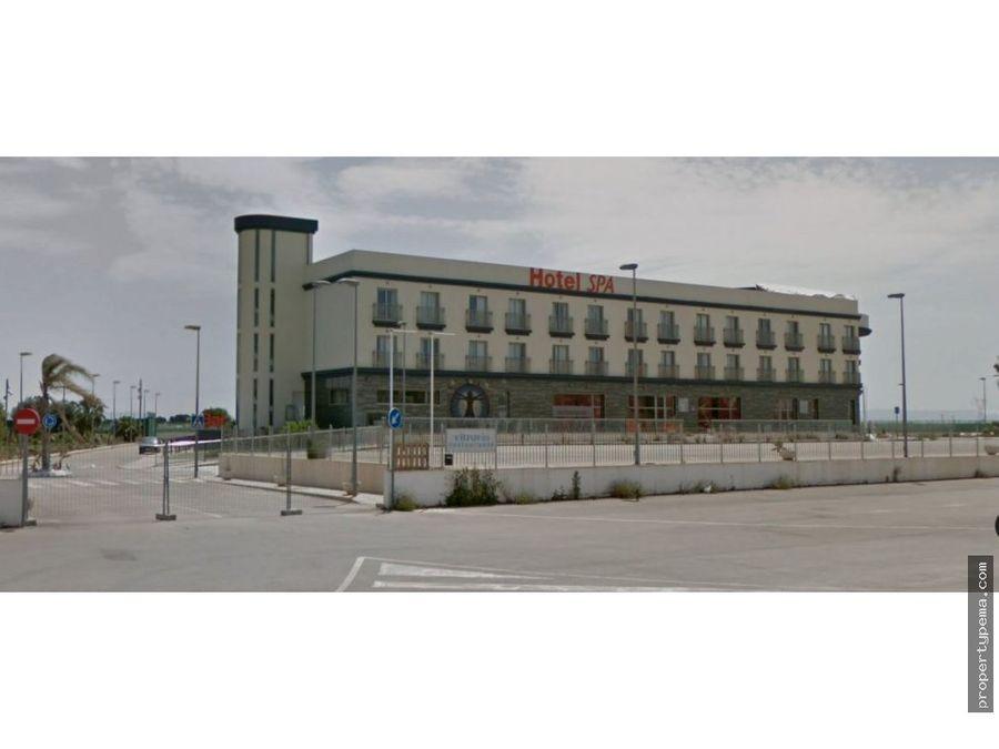 hotel en torre pacheco