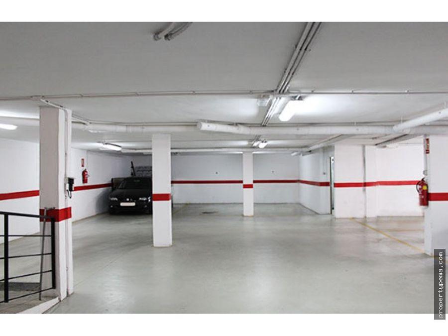 plaza garaje en fuente alamo