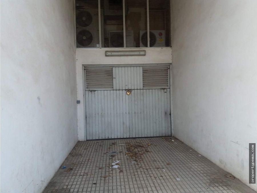 plaza de garaje en fuente alamo