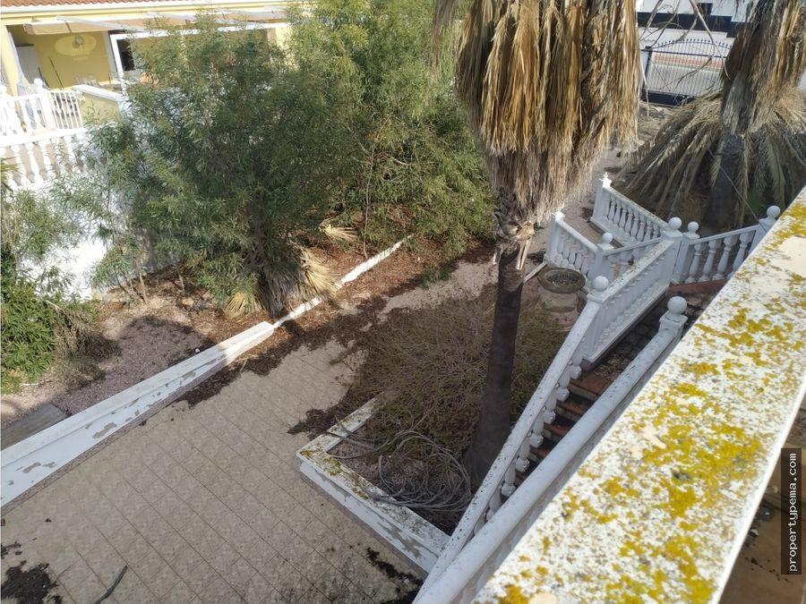 chalet en los balcones torrevieja
