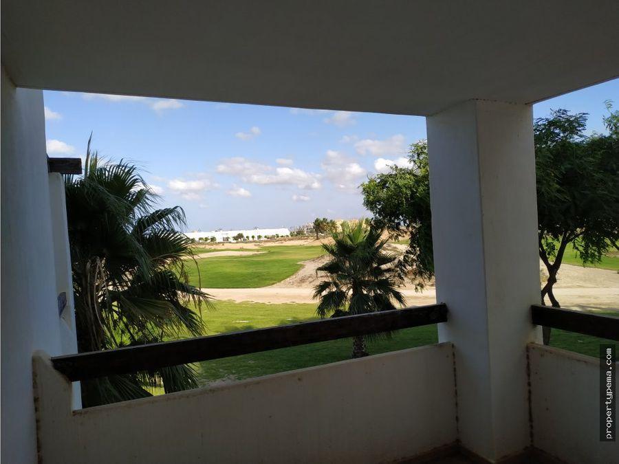 vivienda en las terrazas de la torre golf