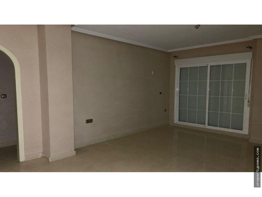 piso planta baja en orihuela costa