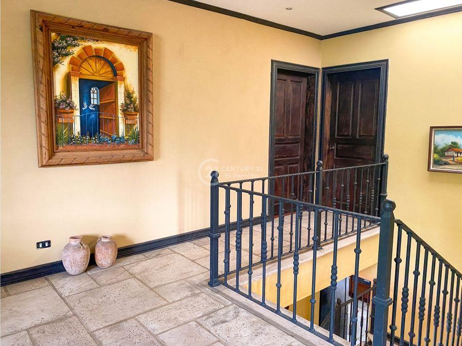 venta o alquiler de casa en pozos de santa ana