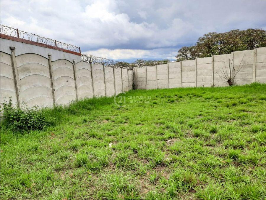 venta de terreno en alajuelita