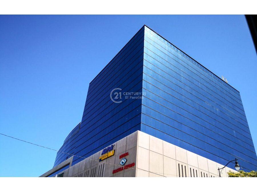 alquiler de oficinas en torre mercedes