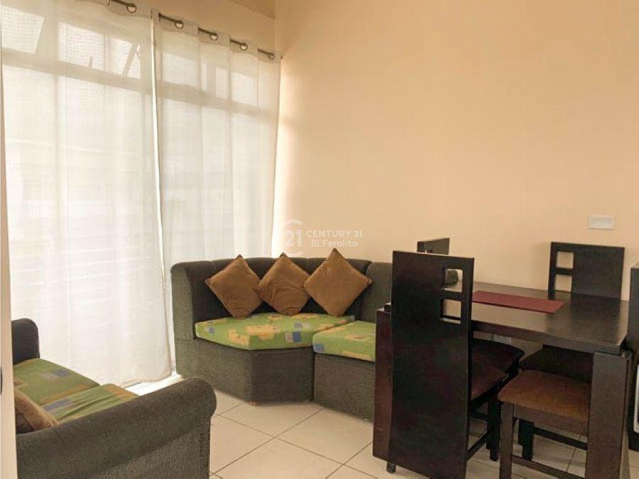 venta de apartamento en condominio en moravia