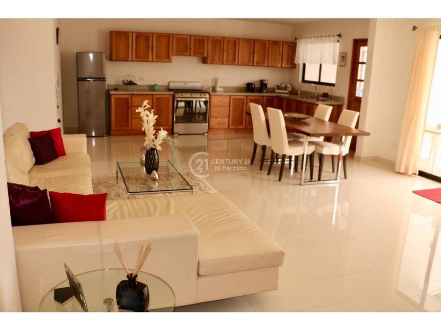 alquiler de apartamento amueblado cartago