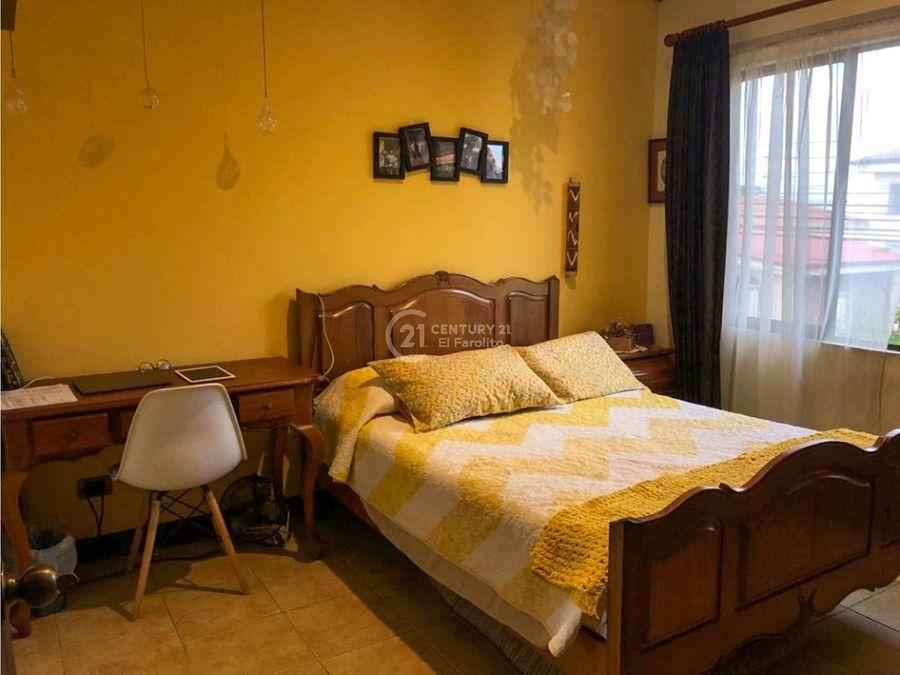 venta de casa en la uruca por el hospital mexico