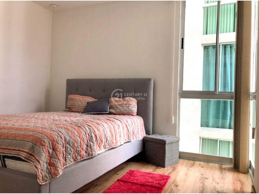 venta de apartamento amueblado san jose