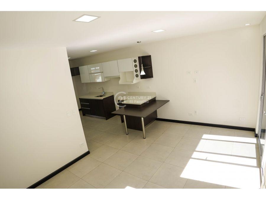 alquiler de apartamentos nuevos en curridabat