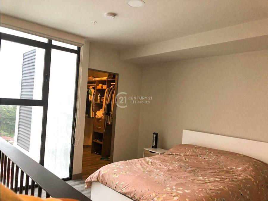 alquiler de apartaestudio en rohrmoser cosmopolitan tower