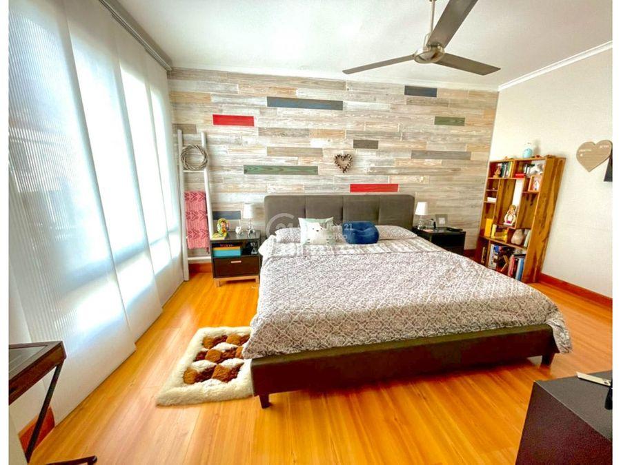 venta de casa en condominio en escazu
