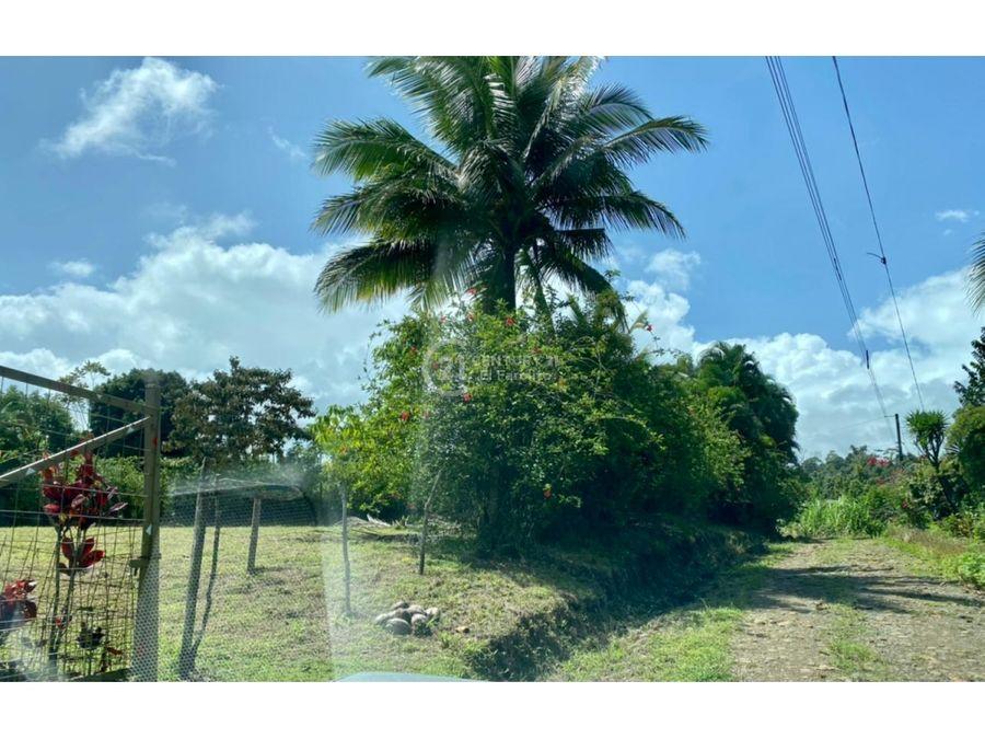 venta de terreno en san ramon de alajuela