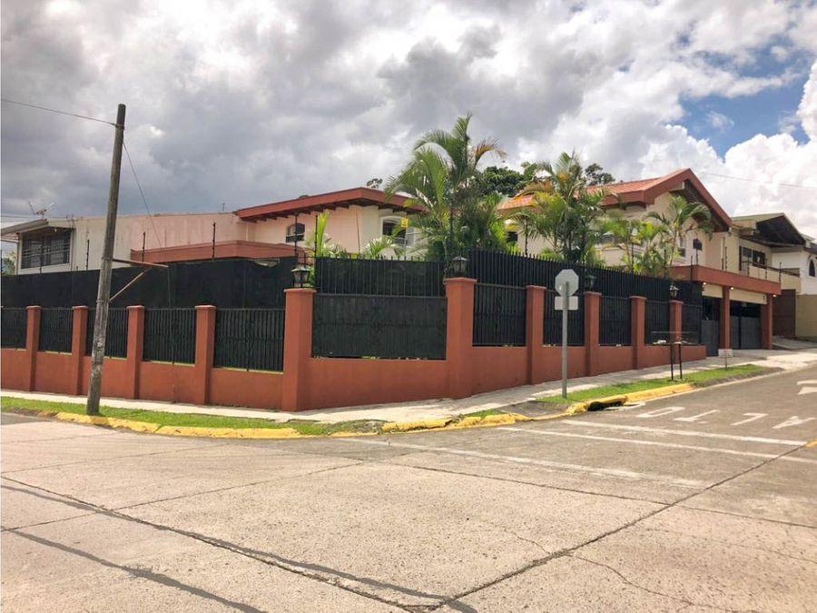 venta de casa en curridabat granadilla residencial el prado
