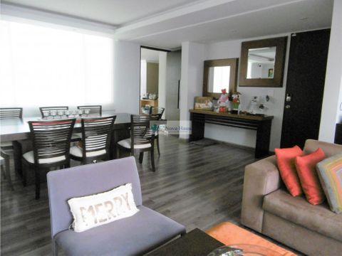 bello apartamento en venta 3r san francisco