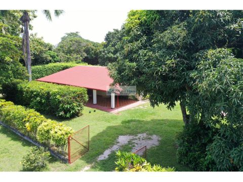 alquiler o venta confortable casa en santa clara