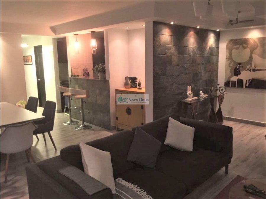 se vende moderno apartamento 2r 2b la loma