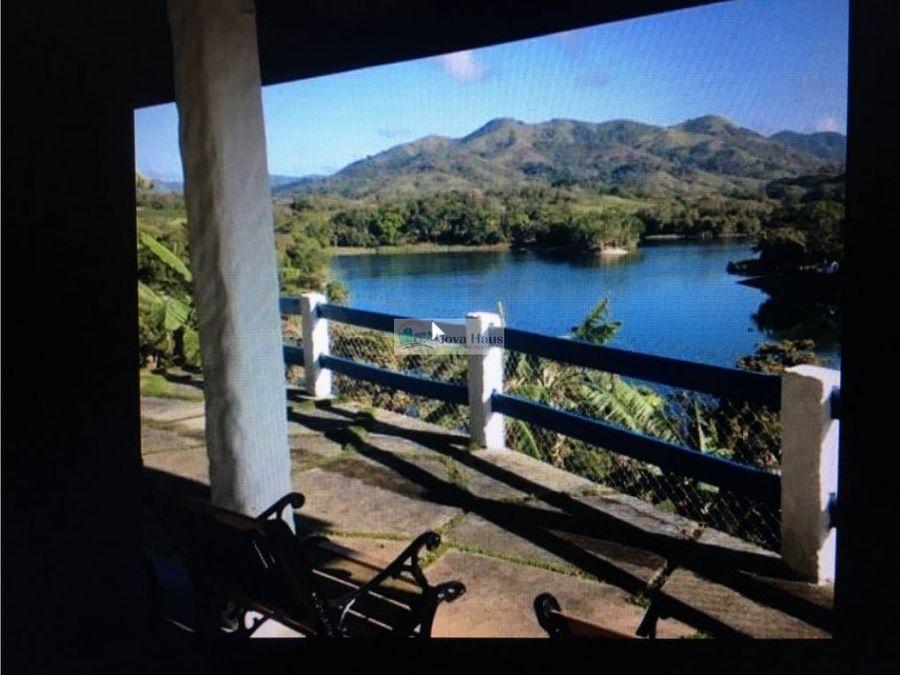 venta hermosa propiedad campestre en lago alajuela