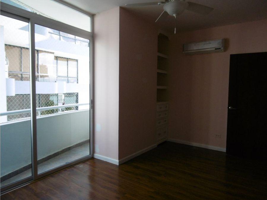 venta de bello apartamento 3r punta paitilla