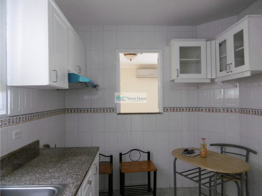 alquiler centrico apartamento 3rec el cangrejo