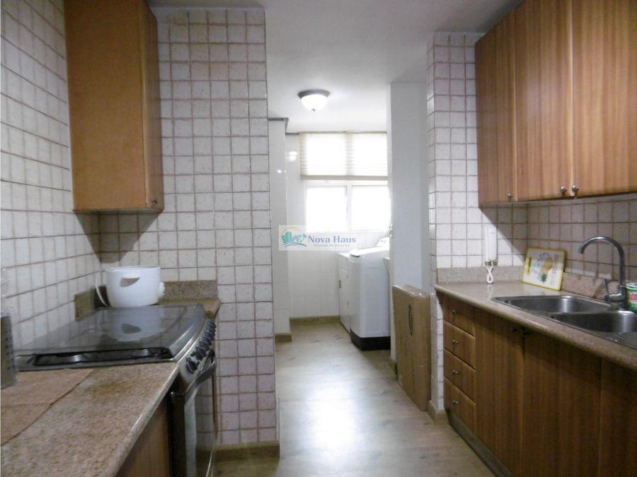 venta o alquiler apartamento amoblado obarrio