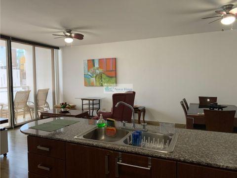 alquiler o venta apartamento 2r el cangrejo impecable