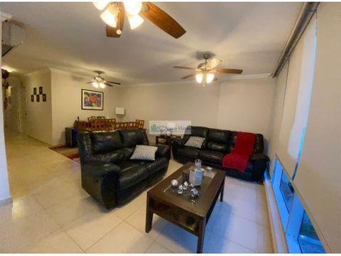 excelente apartamento en venta 3r costa del este