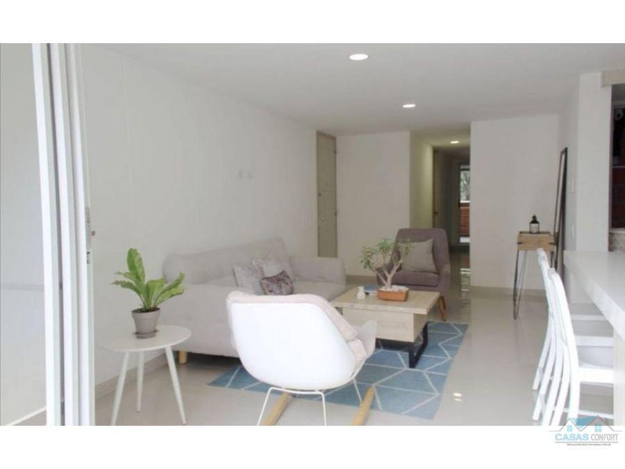 apartamento para la venta en pilarica medellin