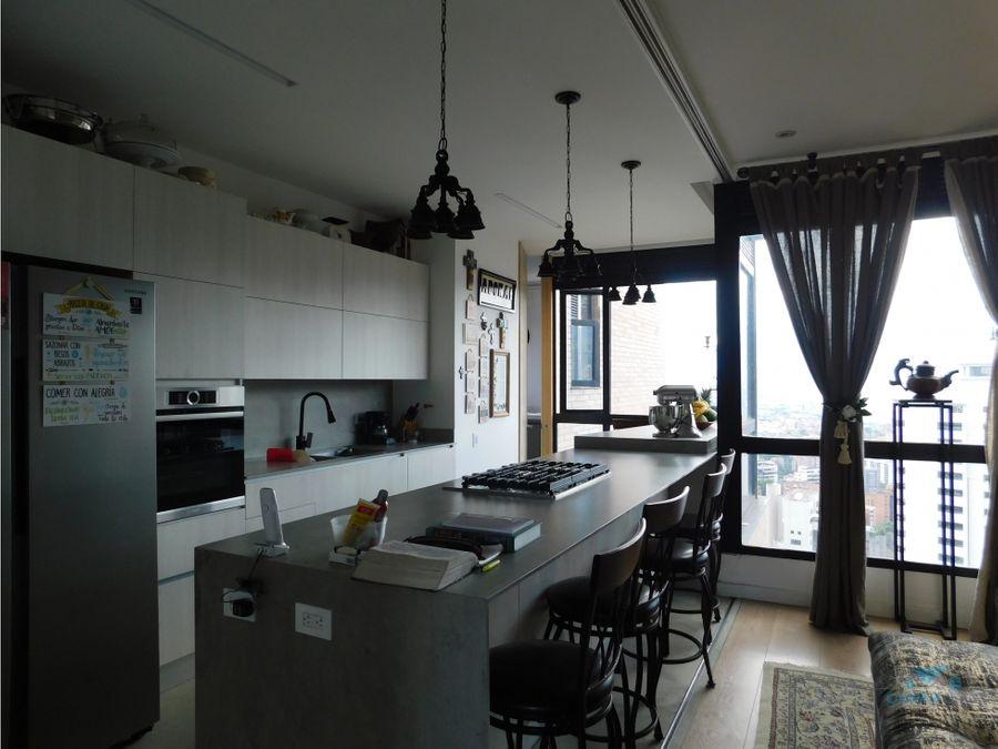 apartamento para la venta en el campestre medellin