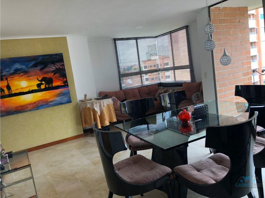 apartamento para la venta en medellin laureles