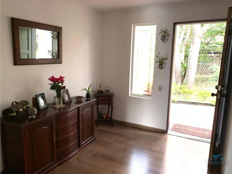 casa para la venta en medellin el campestre