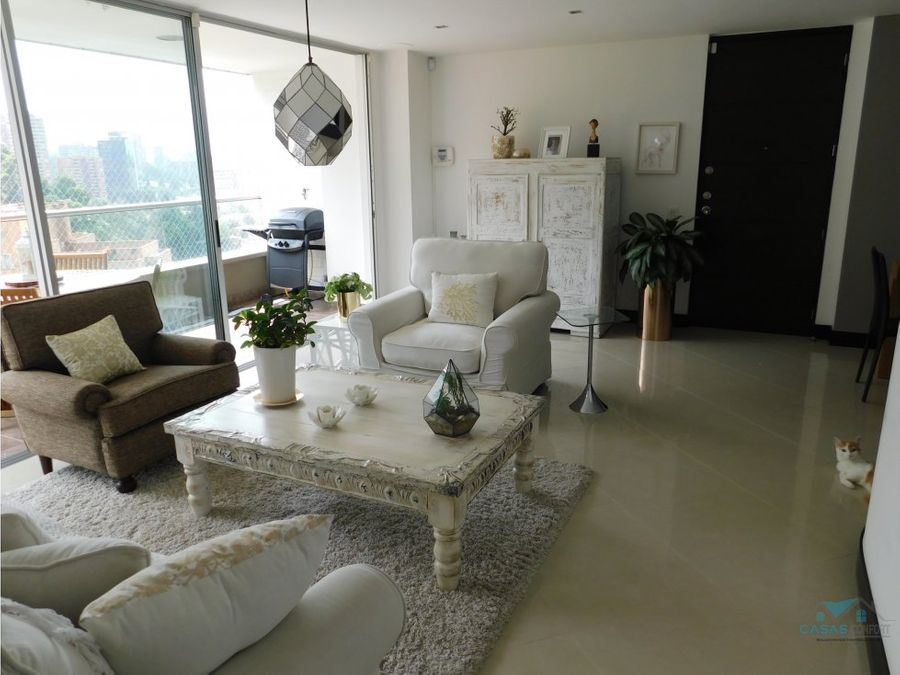 apartamento en venta medellin poblado tesoro
