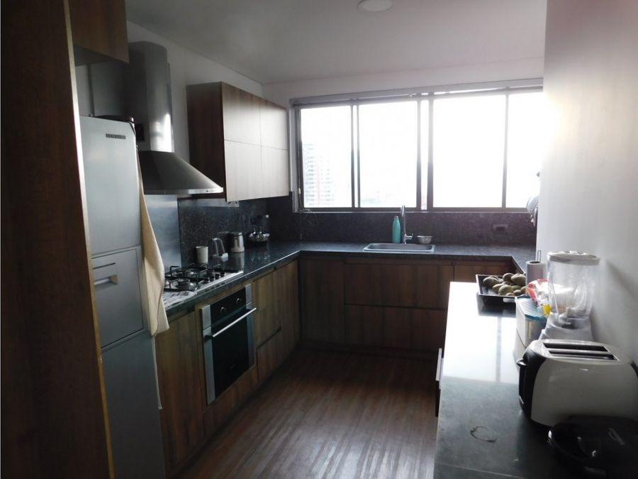 apartamento en venta en el poblado